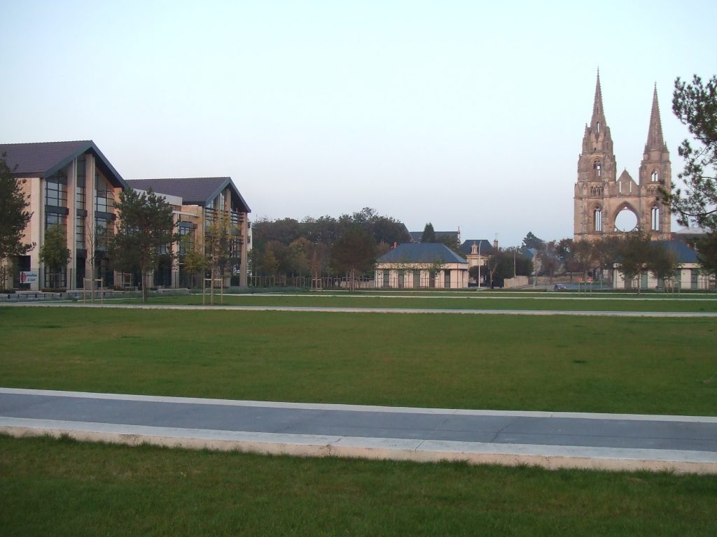 Parc Gouraud Soissons