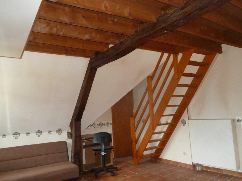 Séjour appartement Château-Thierry