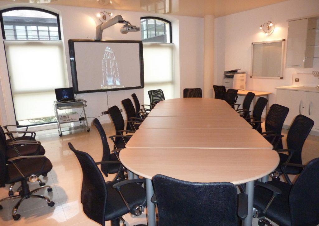 salle de réunion Parc Gouraud Soissons
